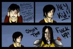 Zuko Meet The Hound by Zevvy