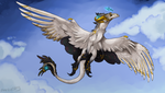 2/3 Fullbody Commissions For Sheleth by H3XXY