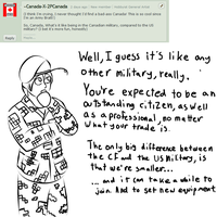 Ask Military Canada - Question 5 by ask-military-Canada