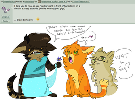Hawt and Spicy - Dare #6 by X-Ask-Tigerstar-X