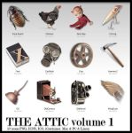 The Attic vol. 1-Win by MugenB16