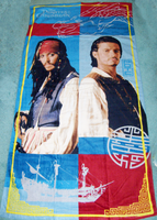 New Beach Towel by FreeFlyingSparrow488