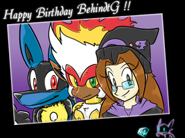 Happy B-day BehindtG by NkoGnZ