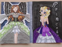 The Cover of my Diary by Twinna