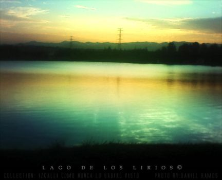 LAGO DE LOS LIRIOS by DANIELDESIGN