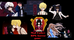 DeviantArt: More Like Mad father awesome RPG horror game by Yuniegard