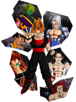 Dragonball Future Past by MeoWmatsu