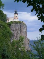 Split Rock Light House by ladysora13