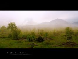 Misty Lowlands by Metalstorm