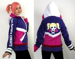 Lollipop Chainsaw -- Juliet Starling hoodie! by Lisa-Lou-Who