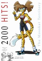 Mosskat 2000 hits by ChaloDillo