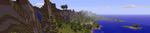 Minecraft Panorama by ScreamingBadger