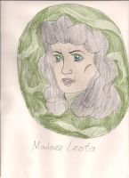 Madame Leota for AFL by Bellawho1