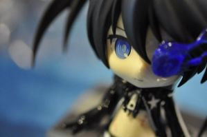 Black Rock Shooter by GamerFromHell