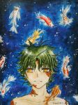 Unless You Have Friends Among Fish by furu101