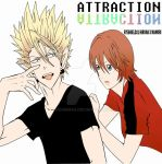 Doujin HxM Attraction Cover by Yukarimas