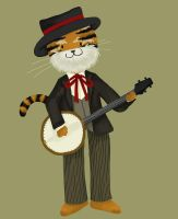 Tigers might be good with banjos by whosname