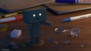 Danbo by mclelun