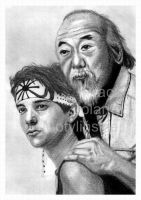 The Karate Kid by jolabrodnica