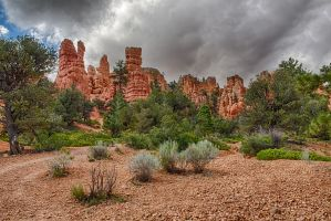 Red Canyon 2 by arnaudperret
