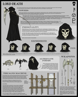 Lord Death - Reference Sheet by Caretaker-of-Myth