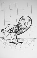 Letterbird by pagone