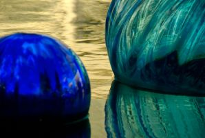 Chihuly, Blue by ShaunJersey