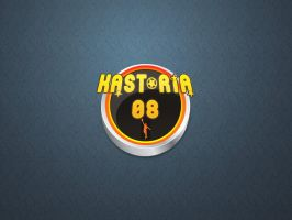 Kastoria emblem grey by fanis2007