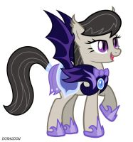 Bat Octavia Melody by Doragoon