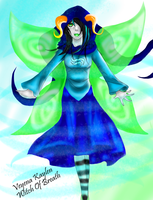 Commission:Witch Of Breath (for Madness~) by AnimeShark