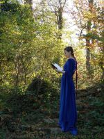 Rivendell elf cosplay -  nature shoot II by ArwendeLuhtiene