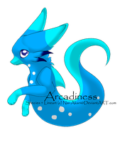 Baby Arcadiness - 1 [OPEN] by BusyBeingClever