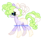 4. (CLOSED) Auction Pony by Carnivvorous