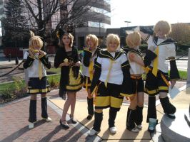 More kagamines!!!! by PockyBoxxProductions