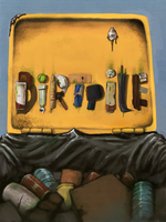 """Dirtpile """"movie poster"""" by CloudDestroyer"""