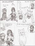 [FEH 4-Koma] 9: Art Lessons with Kagero by Willanator93