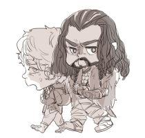 Thorin-bilbo by JulianR710