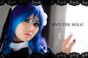 Megurine Luka:ANTI THE HOLiC 2 by CuTePeTz