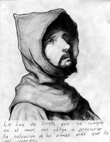 Saint Francis of Assisi by Mithferion