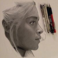 Mother of Dragons WIP3 by Steve-Nice