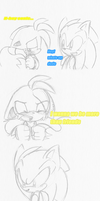 Sonic + Tails: More Than Friends by andreahedgehog