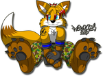 Shy Foxie by Marquis2007