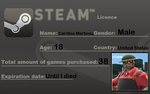 0640carlos Steam License by 0640carlos
