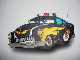 CARS... Sheriff by TaiOMega