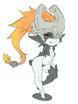MIDNA! by ManiacPaint