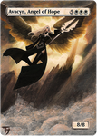 Avacyn, Angel of Hope - Alter art by TomGreystone