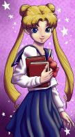 Contest: WB Sailor Moon by Tenor