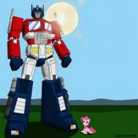 The Transformers My Little Pony Crossover Part 1 by TFCrossoverFan