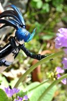 Black Rock Shooter by latiaslatios