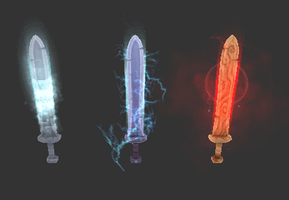 Weapon particle systems by Tim-skafte